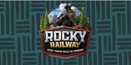 Rocky Railway VBS tickets