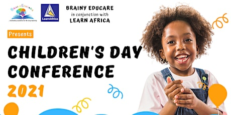 CHILDREN'S DAY CONFERENCE 2021 tickets