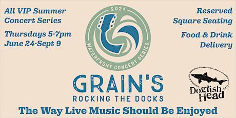 Rocking The Docks - Jocelyn & Chris tickets