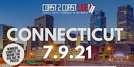 Coast 2 Coast LIVE Artist Showcase Connecticut  7/9/21 tickets