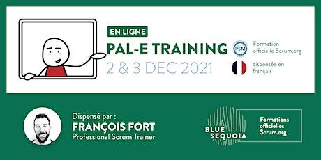 Professional Agile Leadership Essentials™ (PAL-E) - Français billets