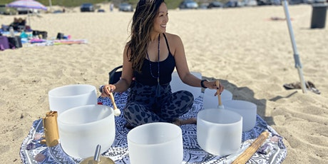 Friday Evening SUNSET  SOUND HEALING CEREMONY at the Beach tickets
