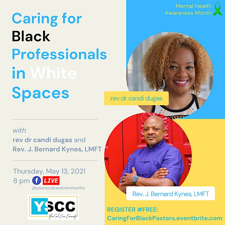 Caring For Black Professionals in White Spaces image