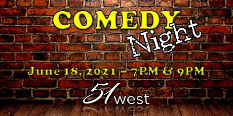 51 West Comedy Night 21+ tickets