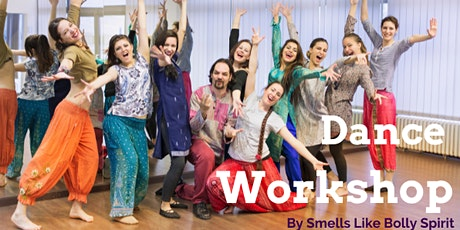 Bollywood Dance Workshop for  Adults & Parents to boost mood @Home tickets