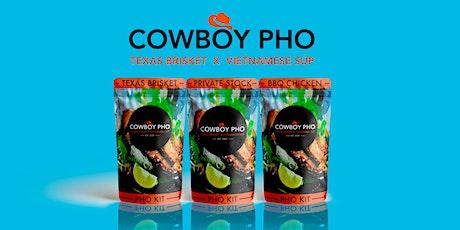 Cowboy Pho (Virtual Pop-Up) tickets