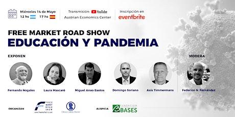 Foro Internacional «Educación y Pandemia» boletos