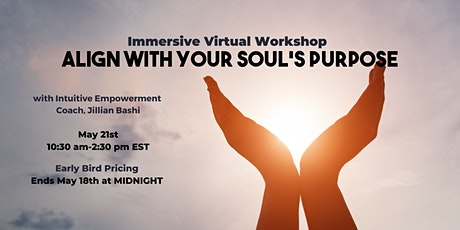Align With Your Soul's Purpose entradas