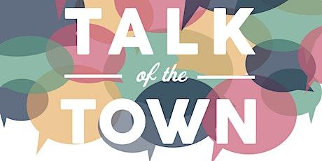 Talk of the Town: Ohio City Inc Resident Engagement Plan biglietti