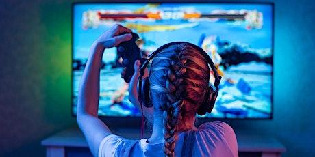 GameSym - Gaming, Livestreaming, Esports & Youth Mental Health Symposium biglietti