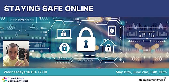 Staying Safe Online image
