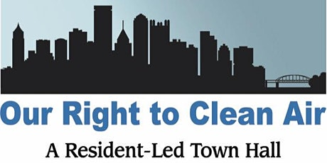 Our Right to Clean Air – A Resident-Led Town Hall tickets