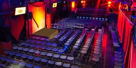 The Covent Garden Comedy Club tickets