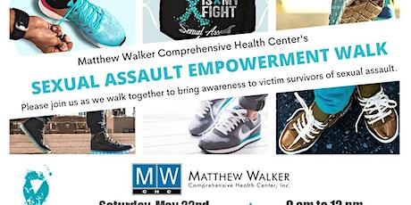 Sexual Assault Empowerment Walk tickets