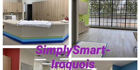 SimplySmart - Iroquois in person tours tickets