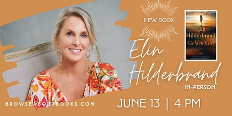 Elin Hilderbrand at Browseabout Books | Golden Girl Book Signing tickets