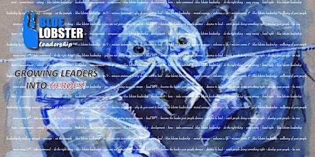 Blue Lobster Leadership's FOUNDATIONS OF LEADERSHIP tickets
