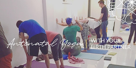 STUDIO | Antenatal Yoga Workshop - You and Your Birth Partner tickets