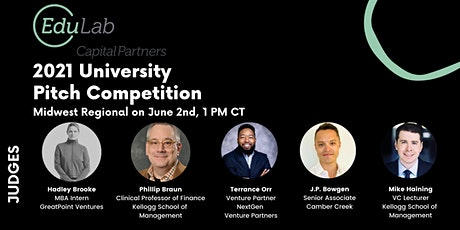 2021 University Pitch Competition - Midwest Regional - June 2nd, 1 PM CT tickets