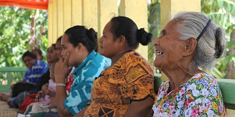 Advancing Women, Peace and Security in the Pacific tickets