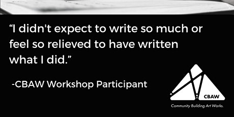Free Online Writing Workshop for Healthcare Workers tickets