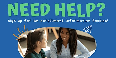 WorkReady Enrollment Packet Completion Information Sessions tickets