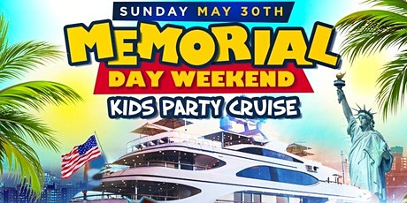Kids Party Cruise tickets