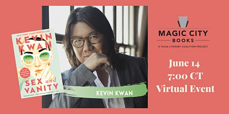 An Evening with Kevin Kwan tickets