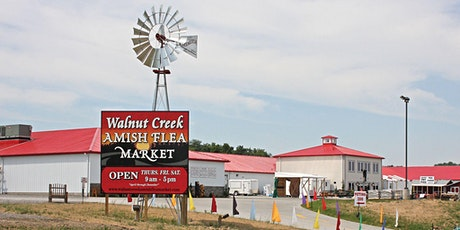 Walnut Creek Flea Market & Sugar Creek Ohio Bus Trip tickets