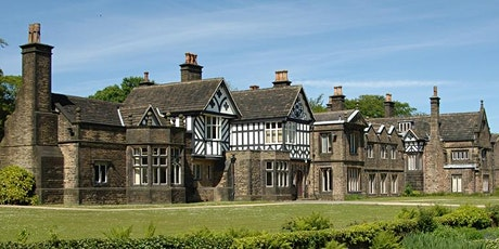 Visit to Smithills Hall - Free admission (advance timed slots for May) tickets