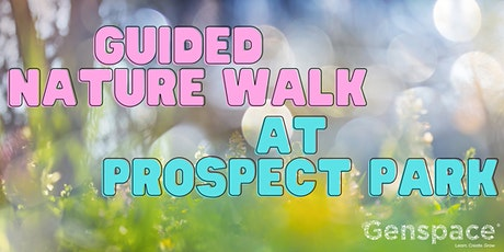 Guided Nature Walk at Prospect Park tickets