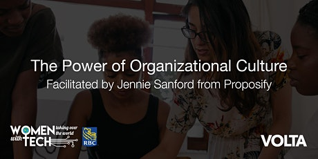 WTWT: The Power of Organizational Culture tickets