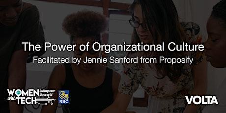 WTWT: The Power of Organizational Culture biglietti