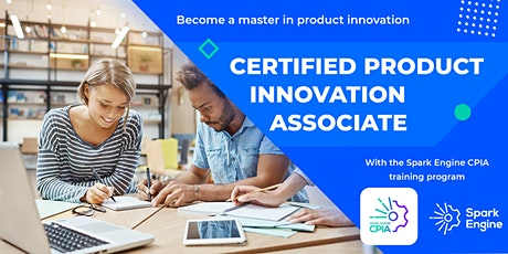Certified Product Innovation Associate CPIA (2-days) tickets