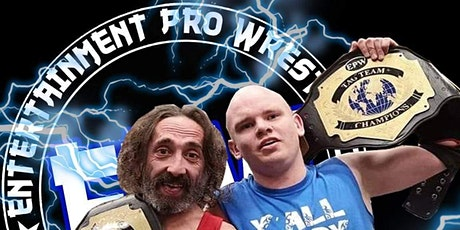 AMERICAN WRESTLING EPW MIDDLESBROUGH tickets