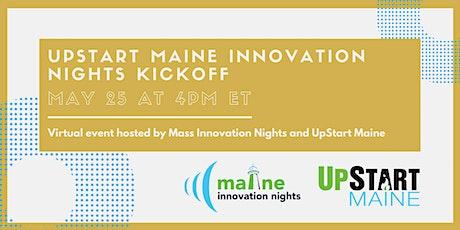 UpStart Maine Innovation Nights Kickoff Tickets