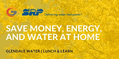Save Money, Energy, and Water at Home tickets