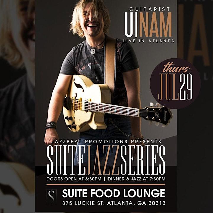U-Nam Live at Suite image