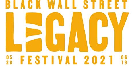 Black Wall Street Legacy Festival Survivor & Descendant Luncheon tickets