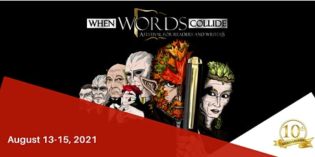 When Words Collide 2021 - A Festival for Readers and Writers tickets
