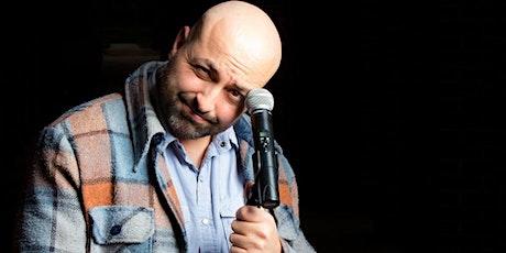 Comedy with Rahmein Mostafavi (TEDx Talks, PBS, DC Improv) at O'Sullivan's! tickets