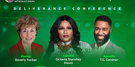 TAKE THE TRASH OUT! Deliverance Conference tickets