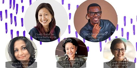 Power of Coaching - a Positive Ripples Series tickets
