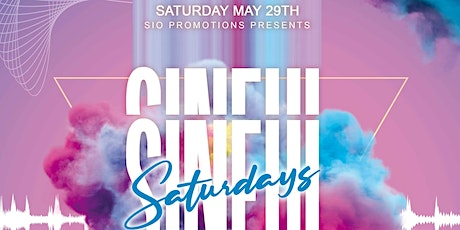 Sinful Saturdays tickets