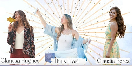 Sacred uses of essential oils, movement and soundbath tickets