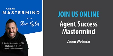 Agent Success Mastermind - Wednesday, May 26 tickets