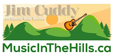 Jim Cuddy - Music in the Hills tickets