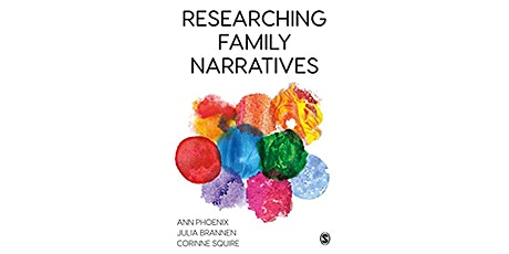 Researching family narratives: A conversation to launch the book tickets