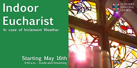 Sunday Indoor Worship Sign Up! (Inclement weather Only) tickets