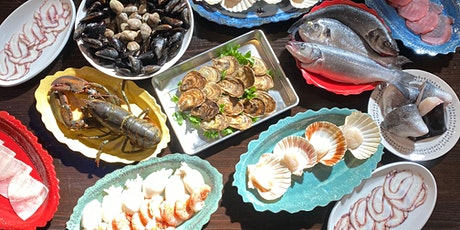 Festa del Pesce - Italian Seafood Supper Club (via zoom) tickets